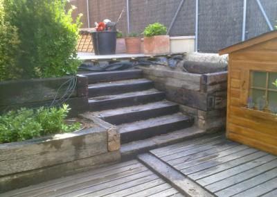 escala/jardinera